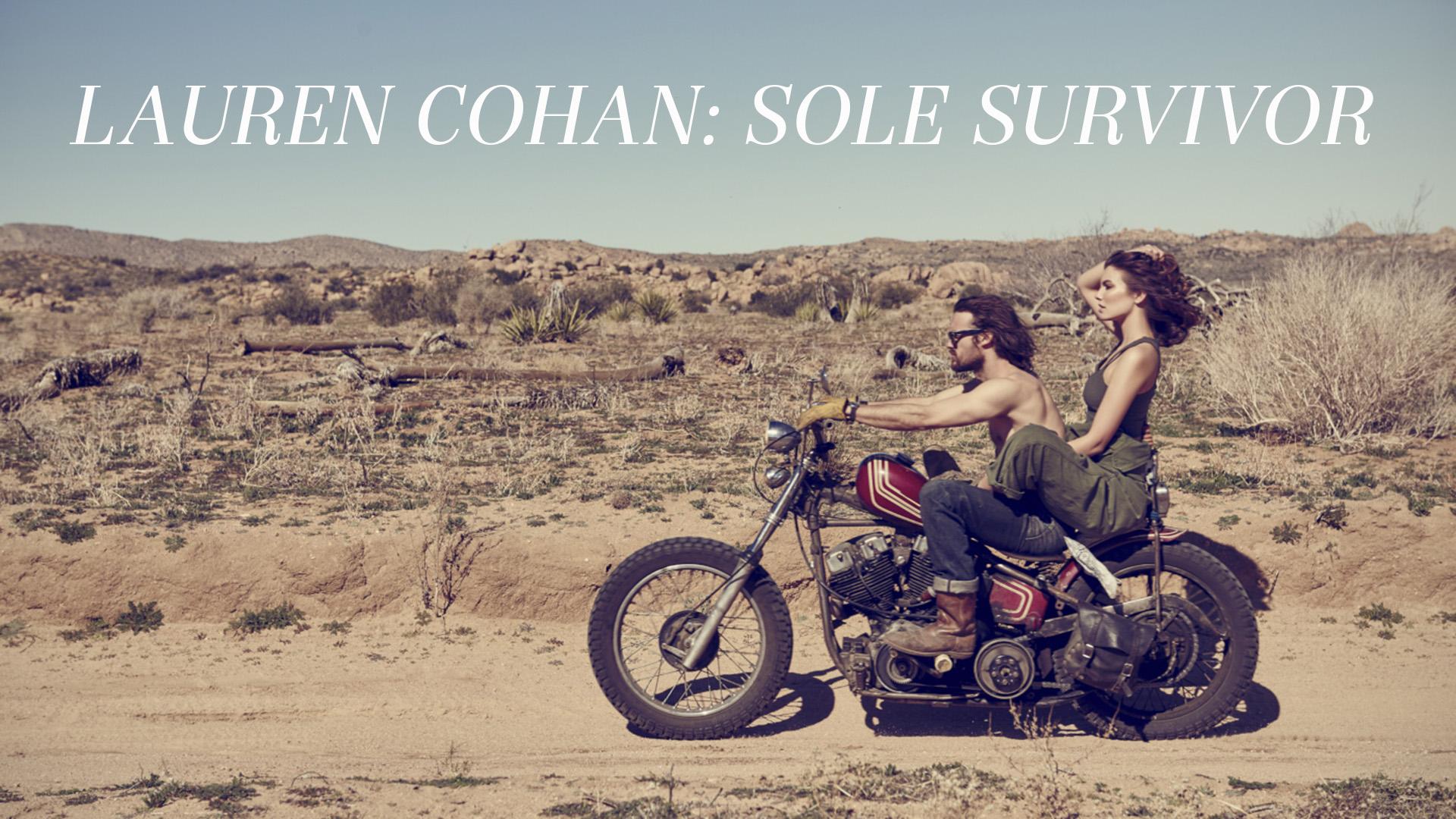 Lauren_Cohan_Poster